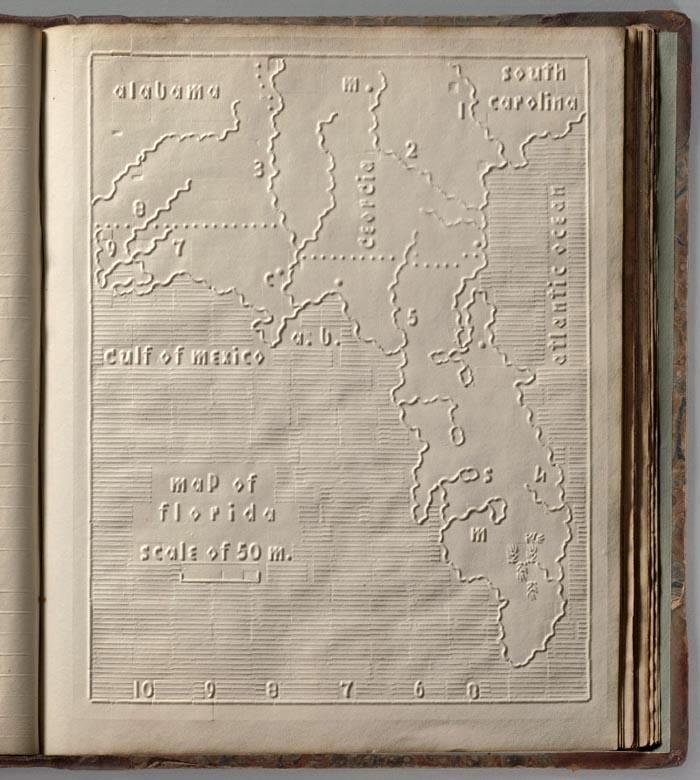Atlas_para_ciegos_1837_florida