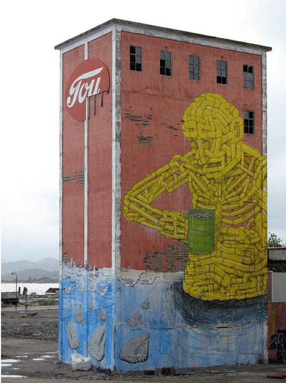 blu-peinture-murale-graffiti-norvege