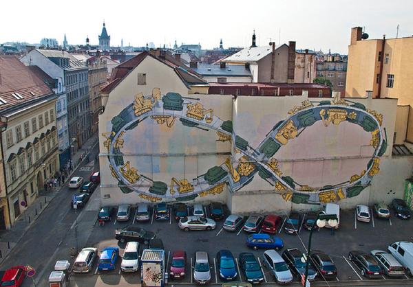 blu-peinture-murale-graffiti-prague