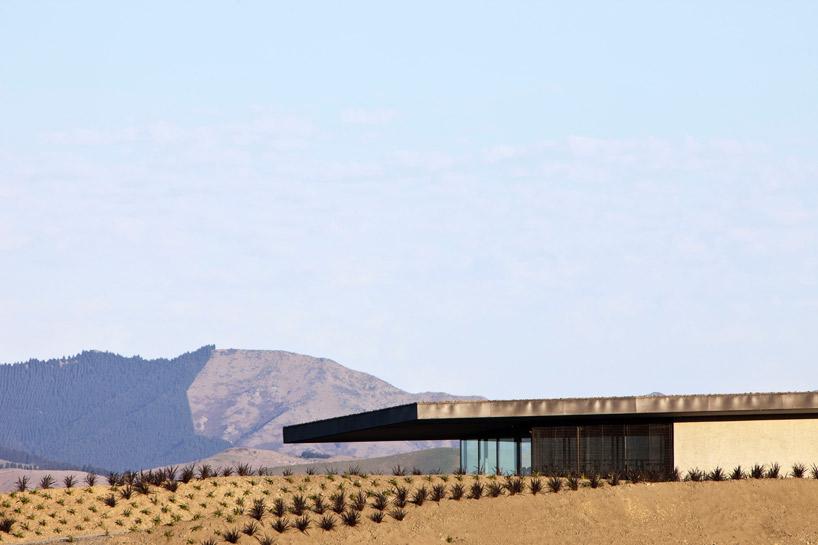 Brancott Estate Heritage Centre / Bodegas Brancott, Nueva Zelanda / Fearon Hay Architects