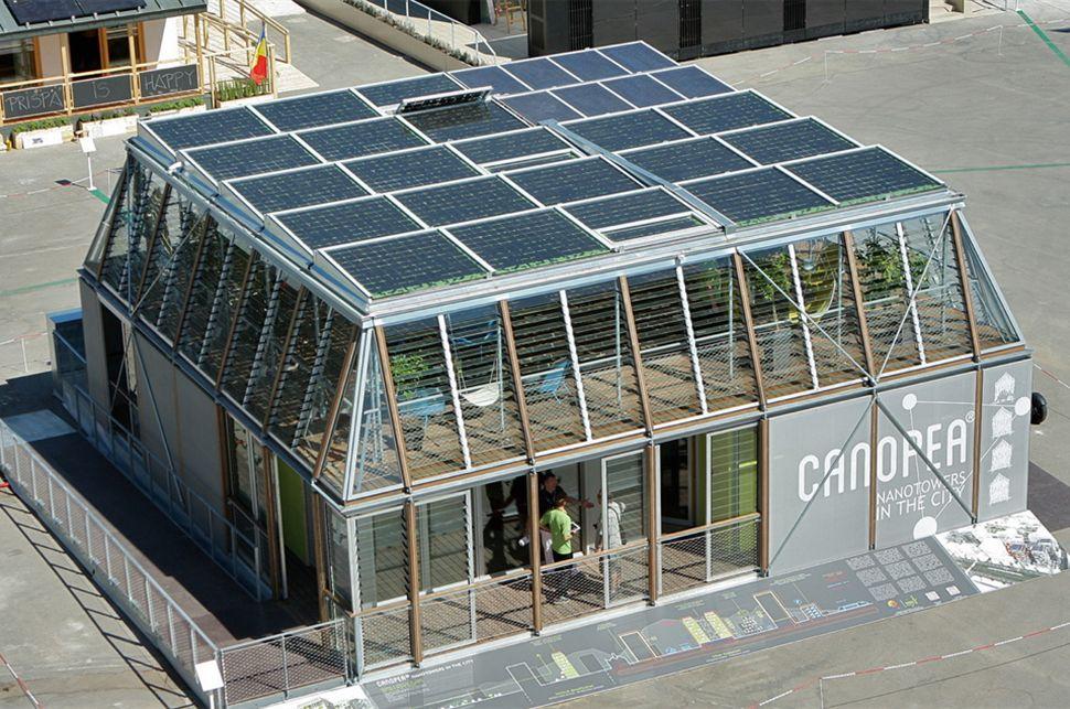 La casa Canopea gana el concurso Solar Decathlon Europa 2012
