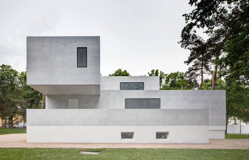 Las Casas de los Maestros de Walter Gopius en Dessau restauradas / reinterpretadas