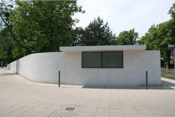 quiosco-de bebidas-Bauhaus-Mies-Dessau