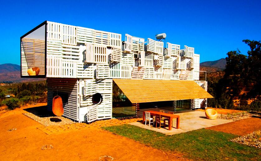 Casa Manifiesto Infiniski / James & Mau Arquitetura