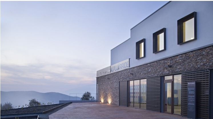 Centro tematico del Vino Alpujárride en Torvizcón / DTR Studio