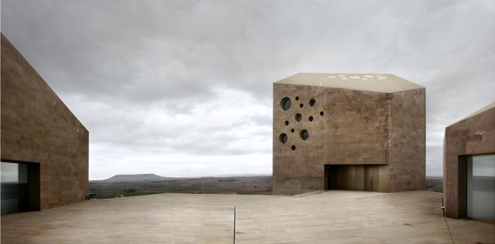 Sede del Consejo Regulador de la denominación Ribera del Duero / Estudio Barozzi Veiga