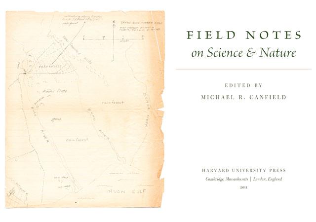 Cuadernos de Campo sobre Ciencia y Naturaleza