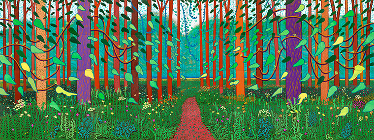 the-arrival-of-spring-in-010-david-hockney
