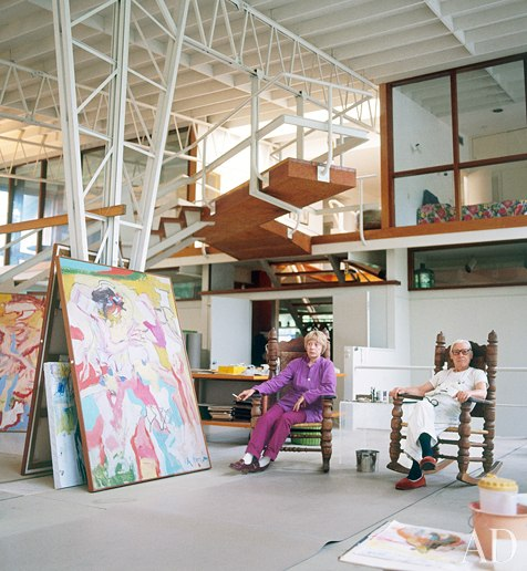willem-de-kooning-estudio-en-east-hampton_1