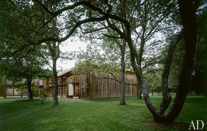 La casa estudio de Willem de Kooning en East Hampton