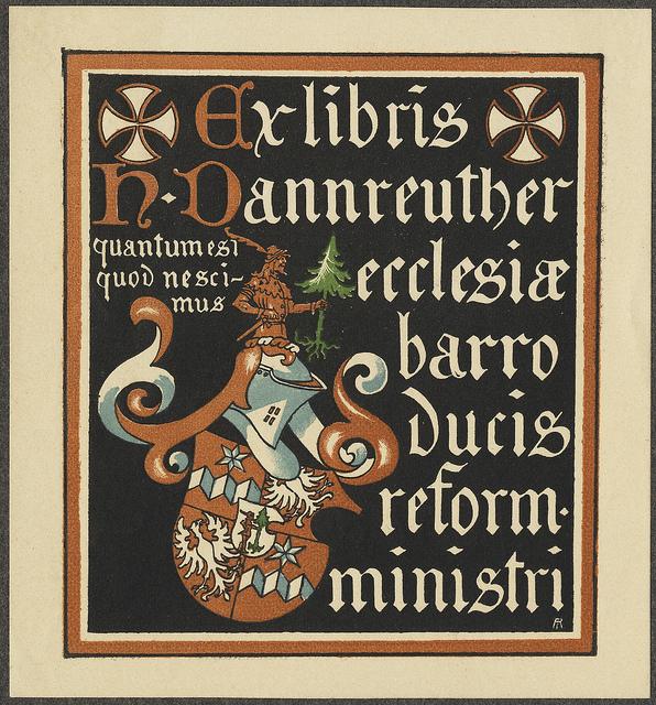 h-danreuther-ex-libris-por-edmond-robert-des