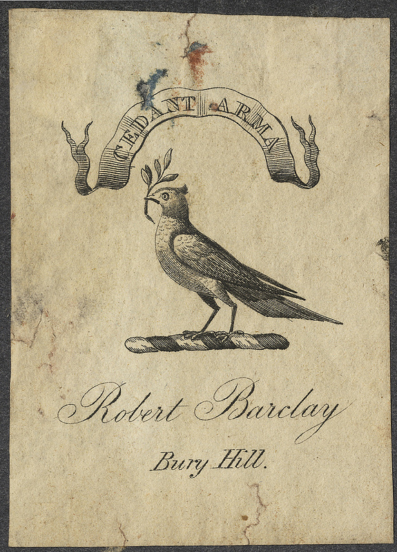 robert-barclay-armorialex-libris-undated
