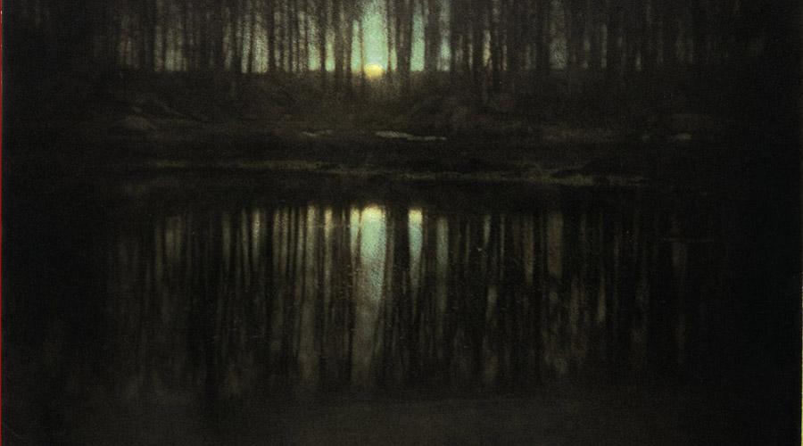 Edward-Steichen-The-pond-moonlight-1904