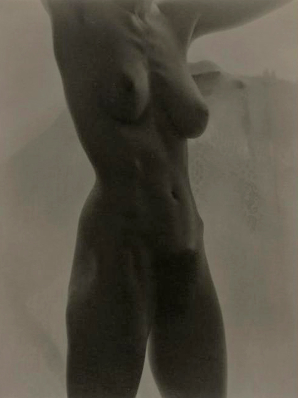 Georgia O'Keeffe (Nude) by Alfred Stieglitz