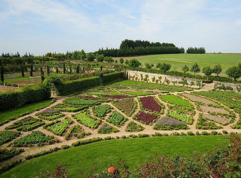 jardines del chateau de la chatonni re francia aryse