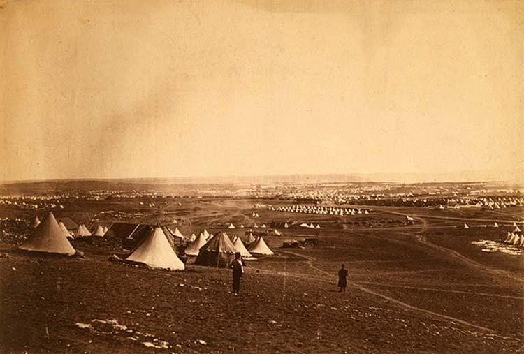 Crimea / 160 años del origen del fotoperiodismo