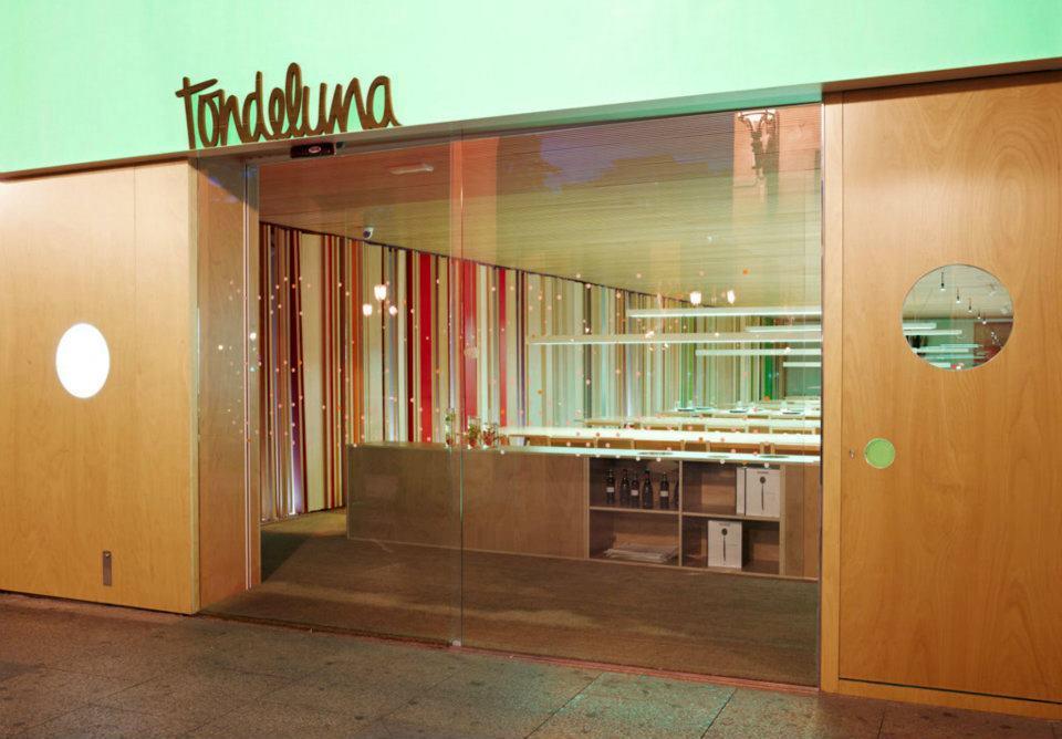 Tondeluna: el nuevo gastrobar de Francis Paniego