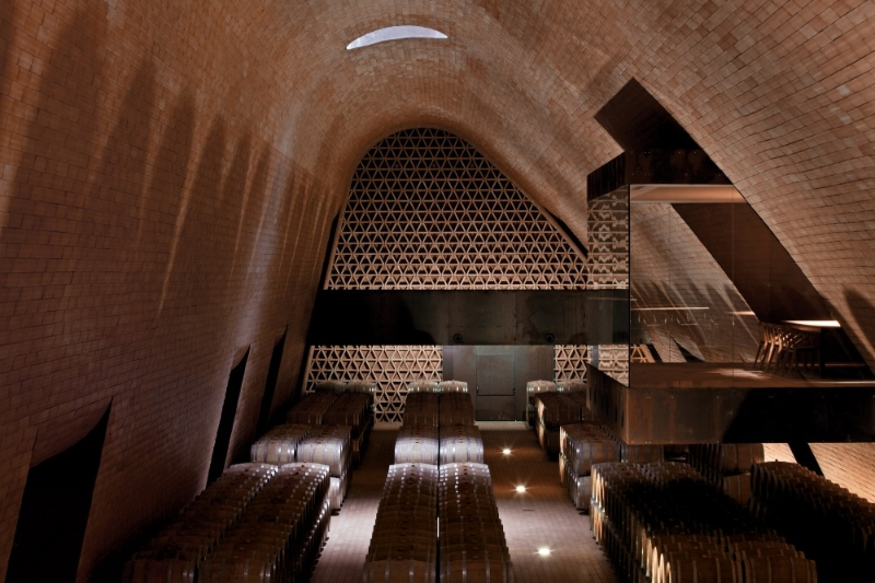 Nuova Cantina Antinori Winery / Archea Associati