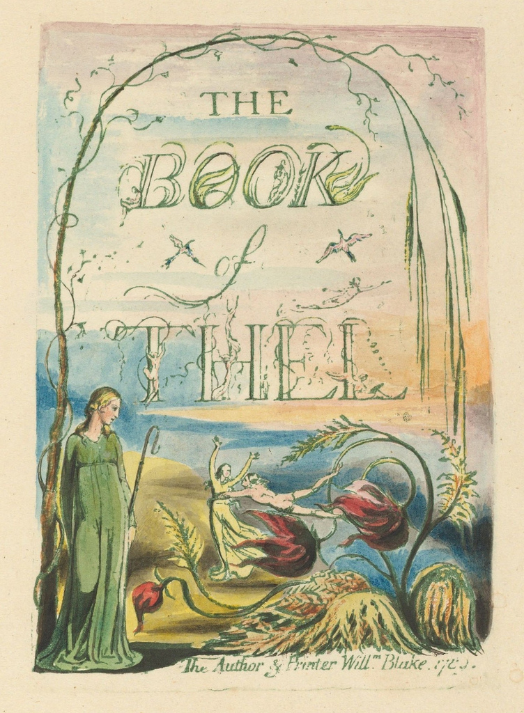 the-book-of-thel-title-page
