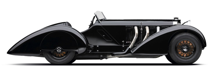 Mercedes-Benz_SSK_« Comte Trossi »_1930_Ralph_Laurent_Collection