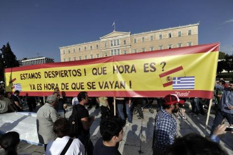 #SpanishRevolution: El Truco de convertir deuda privada en deuda publica