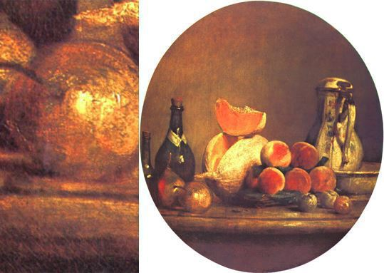 le_melon_entamé_1760_Chardin