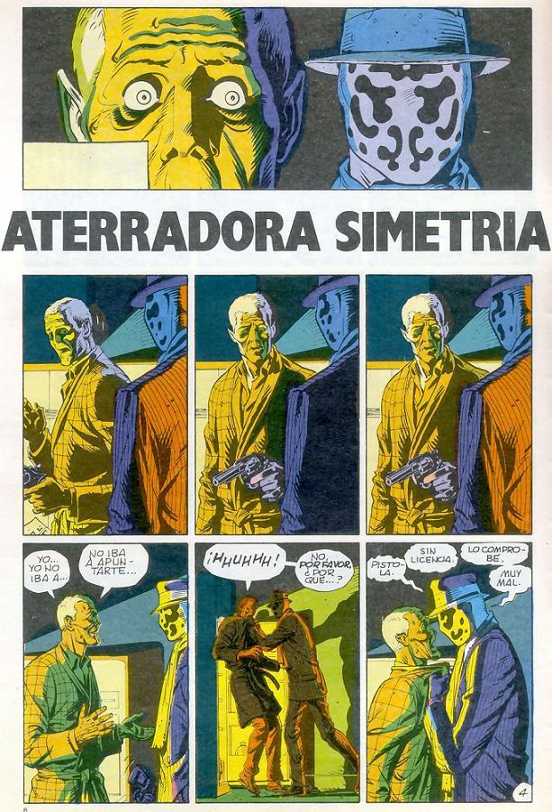 Wacthmen_Nº_5_Aterradora_simetría_Moore&Gibbons_comic
