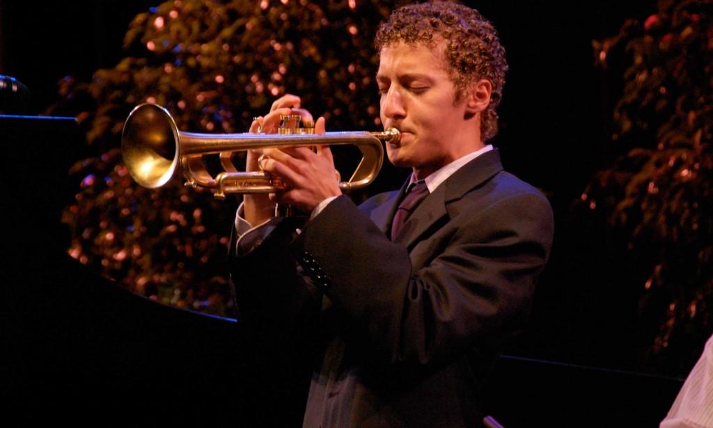 Philip Dizack, trompetista de jazz