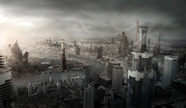 Megalomanía: ciudad en construcción