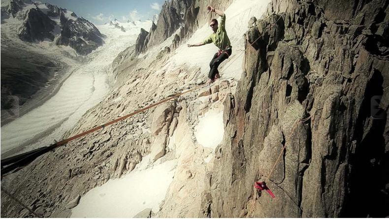 Skyliners: Equilibristas en el Mont Blanc y Paris