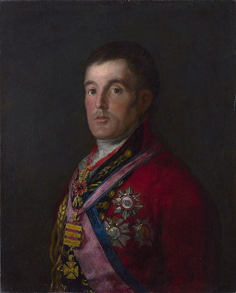 Retrato_Duque_de_Wellington_Goya