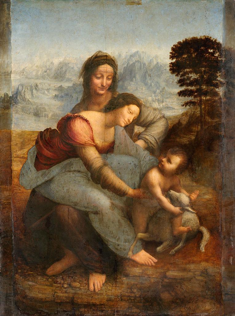 La_Vierge,_l'Enfant_Jésus_et_sainte_Anne,_by_Leonardo_da_Vinci
