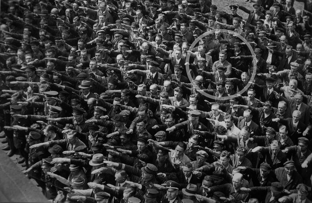 August Landmesser: un individuo con carácter