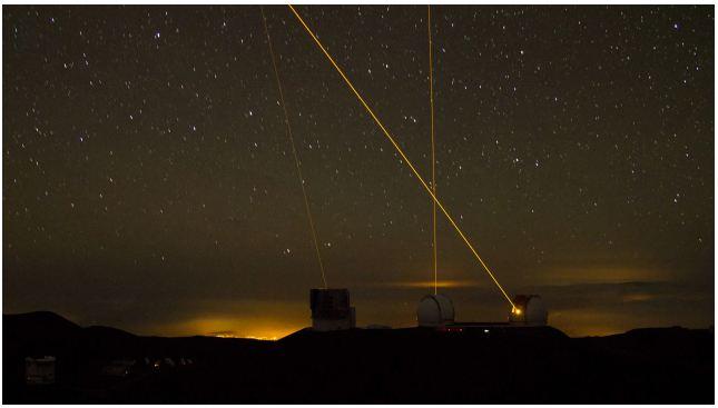 Vídeo Timelapse: sobre el Observatorio Keck de Hawai