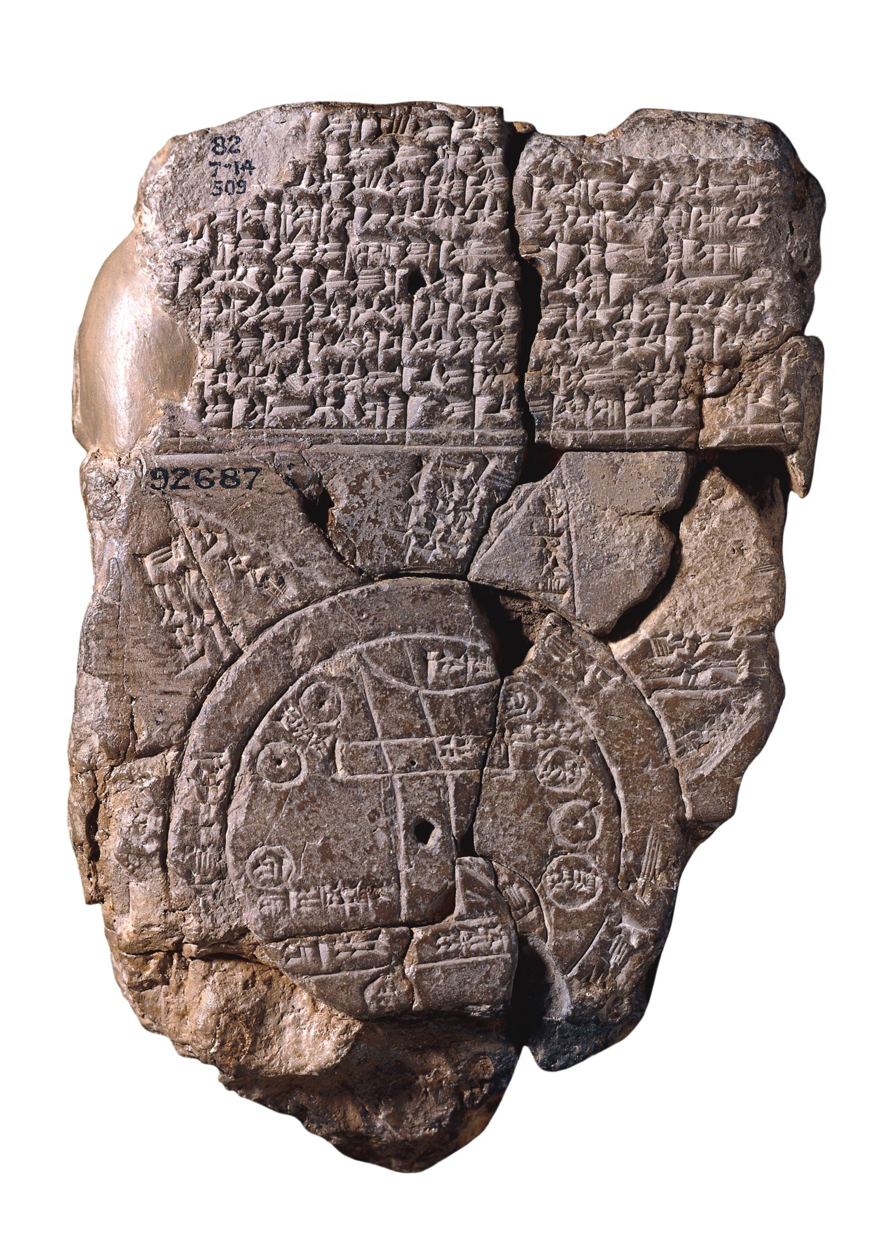 mapa-mas-antiguo-mundo-babilonia