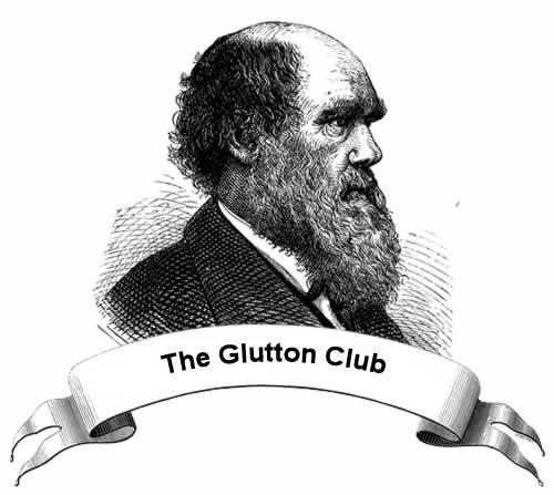 Charles Darwin y el Gourmet Club