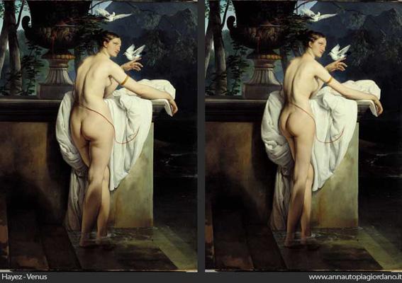 Hayez-Venus