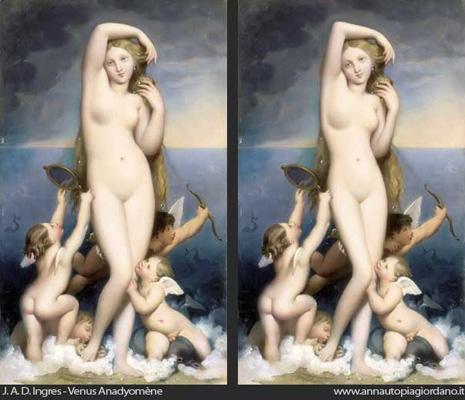 Ingres-Venus
