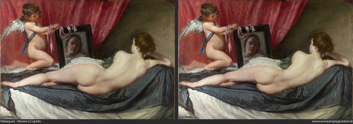 Velazquez-Venere e Cupido