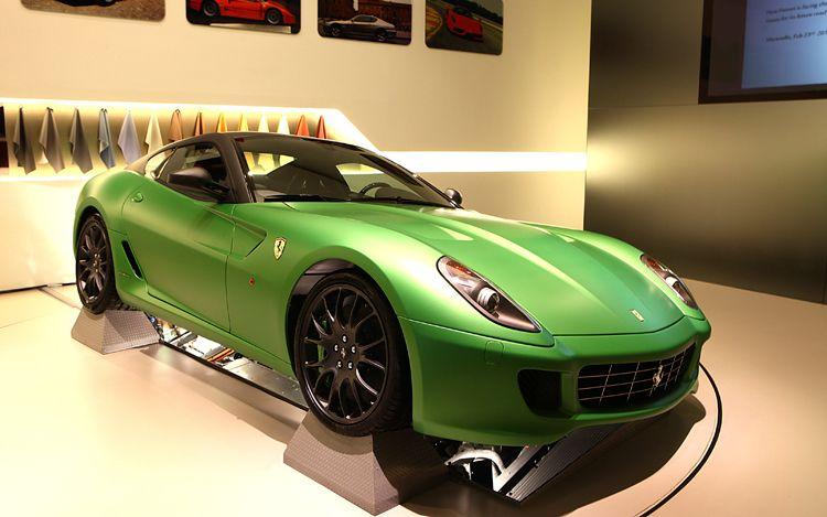 Ferrari hy-kers, el híbrido de la firma de Módena