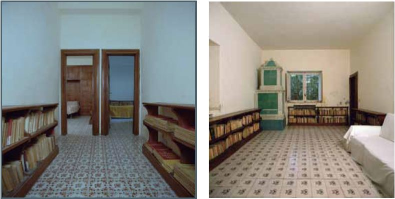 Casa Malaparte_interior