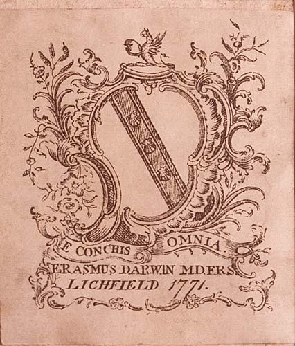 Ex-libris-de-Erasmus-Darwin