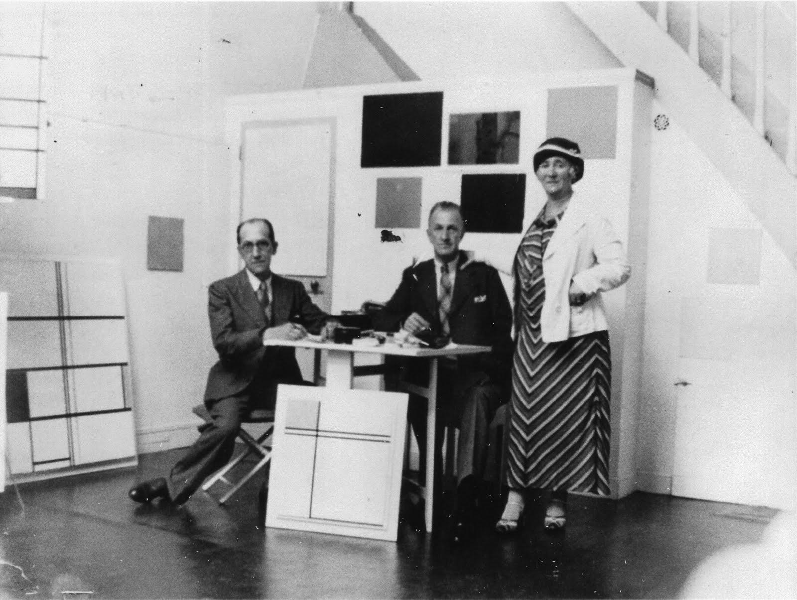 Atelier Mondrian 278 boulevard Raspail