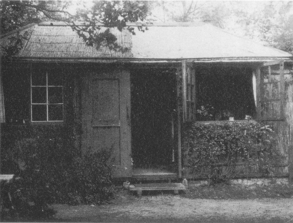 Atelie- Mondrian-Laren-1914-1918