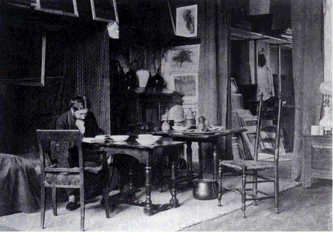 Atelier-Mondrian-Sarphatipark-52-Amsterdam-1909-1910