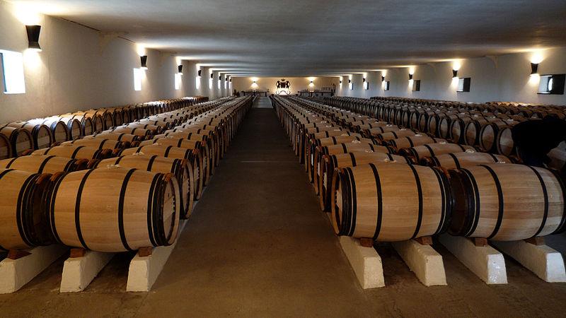 Arte y etiquetas de vino: Château Mouton Rothschild