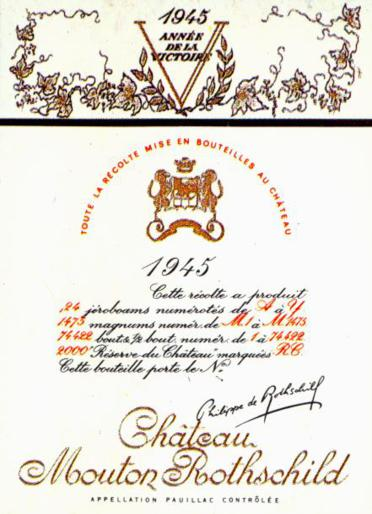 Chateau-Mouton-Rothschild-1945