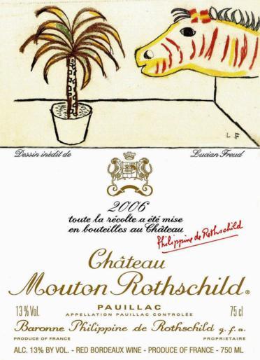 Chateau-Mouton-Rothschild-etiqueta-Lucian_Freud-2006