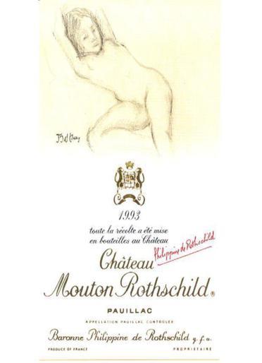 Chateau-Mouton-Rothschild-etiquetas-Balthus-1993