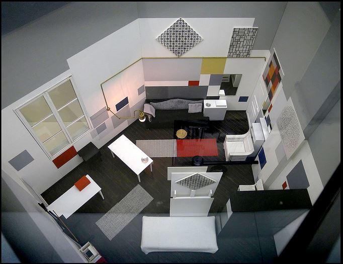 Piet_Mondrian _ reconstruccion-estudio-26-rue-du-depart-4
